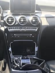 Mercedes-Benz, C-180, avantgarde, 17/17, preto, flex - 2017