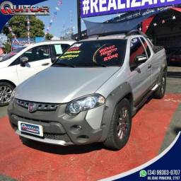 Fiat Strada Adventure 1.8 CE Manual Flex 2016 - 2016