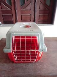Vendo 2 Caixas para Transporte de Cachorro