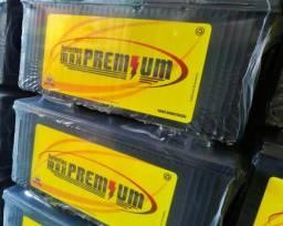 Bateria de Caminhão 150Ah (Ônibus, Tratores, Som Automotivos.)