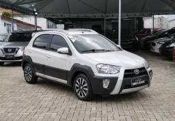 Toyota Etios Cross 1.5 flex, completo, câmbio manual, revisado na concessionária! - 2015