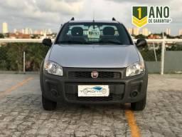 FIAT STRADA 2017/2018 1.4 MPI HARD WORKING CS 8V FLEX 2P MANUAL - 2018