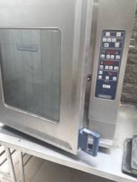 Forno elétrico industrial