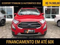 Ecosport Titanium 2.0 Automático 2018 - 2018