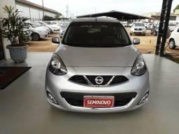 Nissan/march 1.6 sl flex - 2015