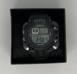 882407030 Relógio Atlantis Sports Digital Com Garantia Resistente a Impacto Produto  Novo