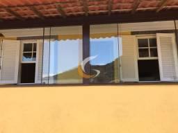 Casa com 2 dormitórios à venda, 79 m² por R$ 350.000 - São Sebastião - Petrópolis/RJ