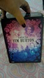 Coleção dvds Tim Burton