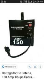 Carregador bateria 150 amperes