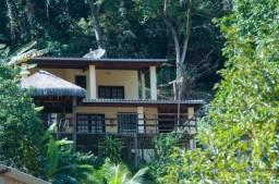 Maravilhosa casa na Ilha de Itacuruçá - Mangaratiba-RJ com fantástica vista para o mar