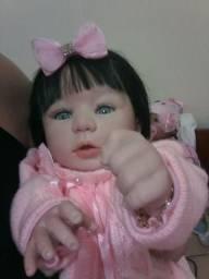 Boneca.Linda bebê reborne Kit kailym 55cm sApp991414091 de 899.00 por 799.00
