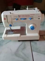 Máquina de costura p vender logo