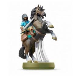 Amiibo Link Rider ? Zelda Twilight Breath Of The Wild S/Cartela - Nintendo