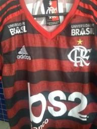 Camisa do Flamengo nova 2019