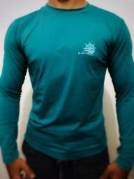 Camiseta Térmica Uv Proteção Solar Unissex