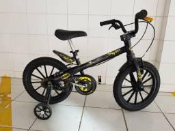 43fcee6c9919b Bicicleta Infantil Aro 16 Bandeirante Batman