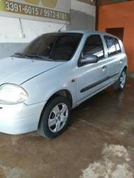 Clio 2003 completo Ar 1000% 99107.9812 - 2003