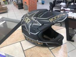 Capacete FOX Racing Rock Star