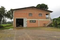 Galpão para Venda com Casa, São Bento do Sul / SC, bairro Cruzeiro