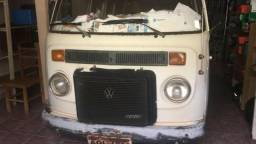 Vende-se Kombi Diesel ano 1983 - 1983