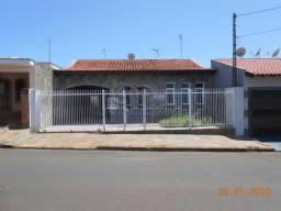 Casa à venda com 3 dormitórios em Santa luzia, Jaboticabal cod:V4899