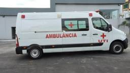 Renault Master Ambulância UTI 17/18 0km - 2018