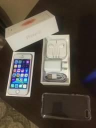Iphone SE 16 gigas super novo sem detalhes Somente troca por Iphone 6