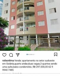 Apartamento setor sudoeste Goiania