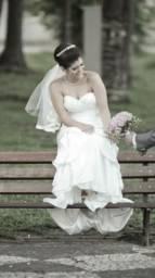 Vestido de noiva David?s Bridal comprar usado  Curitiba