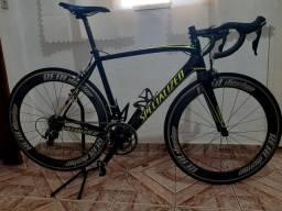 Bike speed Specialized tarmac carbon sport sl4 tamanho 56