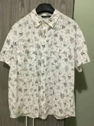 Camiseta Social Polo Tamanho 6