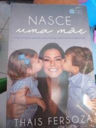 Livro nasce uma mãe