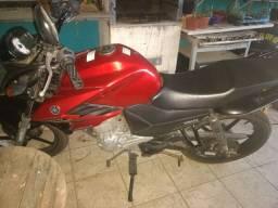 Moto Yamaha fazer 150