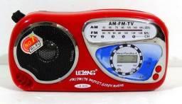 Rádio de pilhas