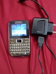 Motorola EX 116 teclinhas ótimo funcionamento