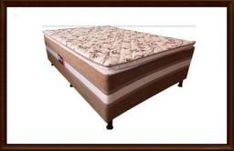 Título do anúncio: Cama Box - Casal - Pillow