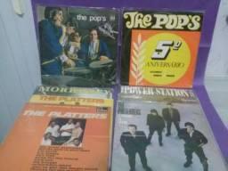 The Pop's Lp vinil, diversos, disco e capa originais, bom estado.