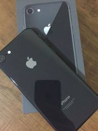 iPhone 8 64gb novo na caixa