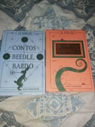 Livros Harry Potter por 20 reais cada