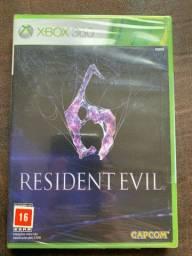 Resident Evil 6 Xbox 360 Jogo Original Novo Lacrado
