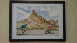 Aquarela - Giro de Itália -