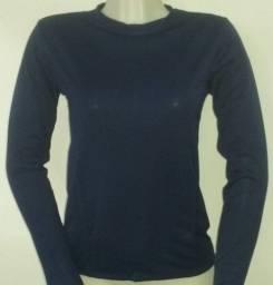 Título do anúncio: Camisa UV Poliéster Feminina