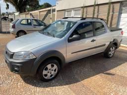 Título do anúncio: Fiat strada hard working 2018 1,4 cabine dupla