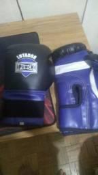 Luva boxe - Punch - tamanho: 12