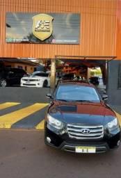 Hyundai Santa Fe GLS 3.5 V6 Preto