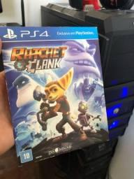 Jogo Ratchet Clank para PS4