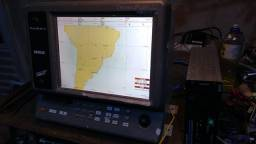 GPS SI - TEX -TRAWLPLOT para embarcações