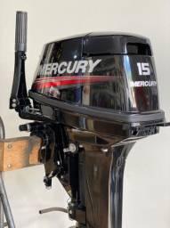 Motor de popa Mercury 15Hp Super