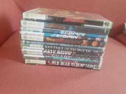 Jogos Xbox 360.
