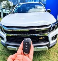 Novo Chevrolet Trailblazer Premier 2.8 2022 Turbo Diesel!